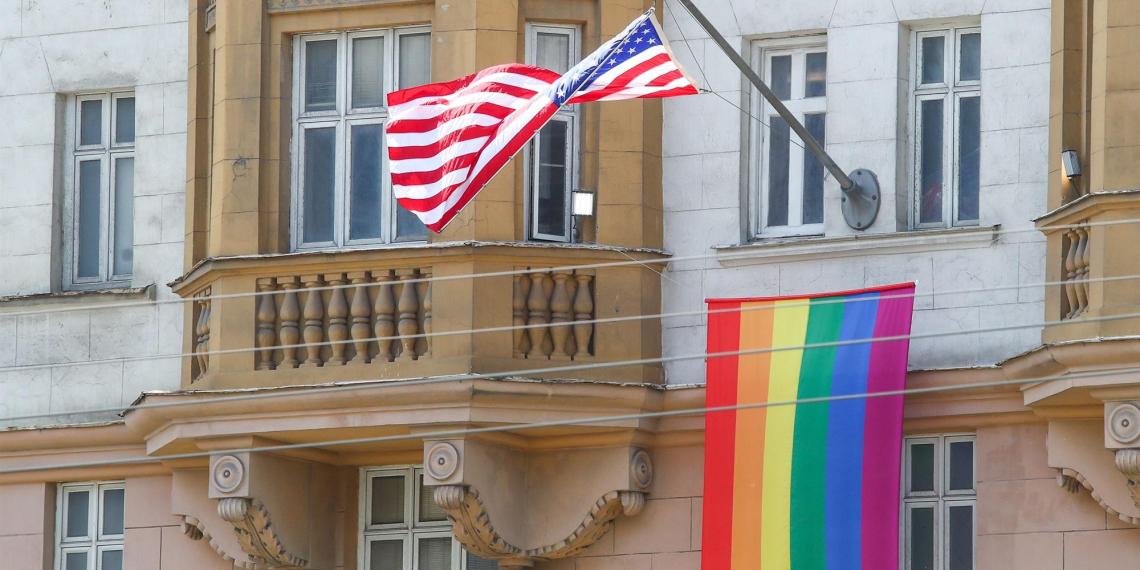 Россия оставит посольство США без электриков и секретарш