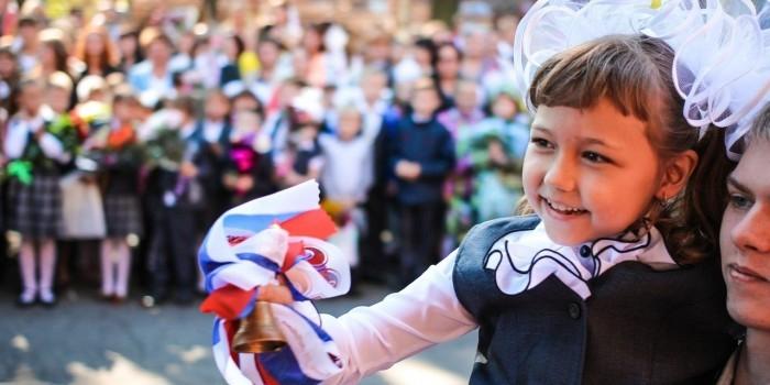 В России 1 сентября открылись 79 новых школ
