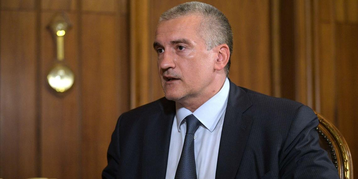 Глава Крыма призвал Первый канал выгнать украинских экспертов
