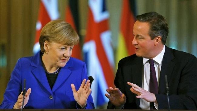 Der Spiegel: Меркель перестанет настаивать на сохранении Британии в составе ЕС