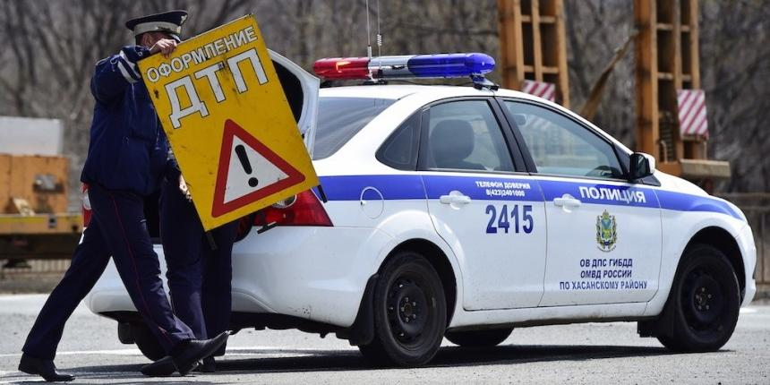 Водителей не будут штрафовать за отсутствие техосмотра при ДТП