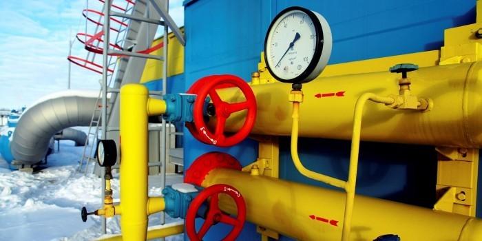 На Украине из-за холодов отбор газа увеличили почти на три четверти за сутки