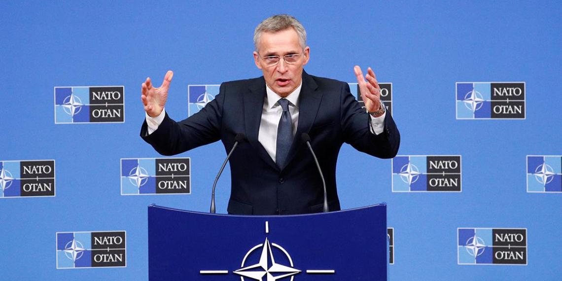 Столтенберг назвал партнерство России и Китая угрозой для НАТО