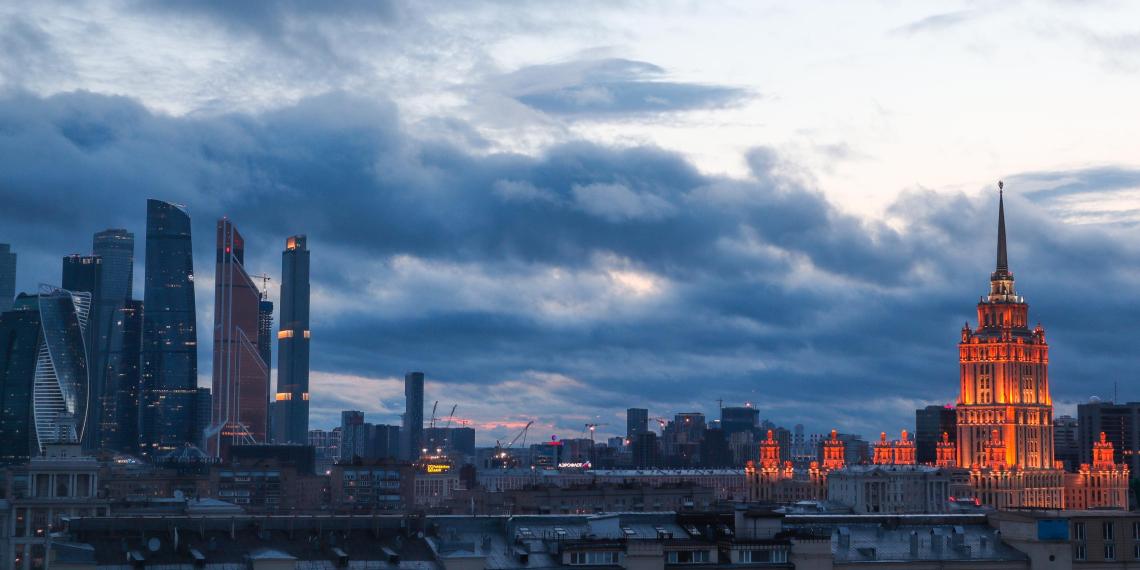 Москва стала финалистом конкурса на звание мировой столицы дизайна