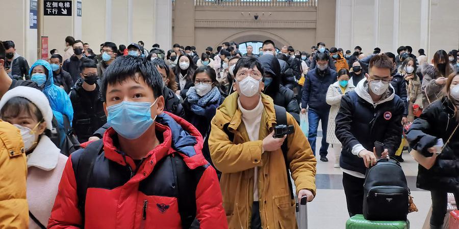 Китай заподозрил военных США в заражении Уханя коронавирусом