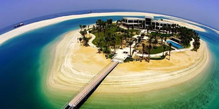 В Эмиратах назвали острова в честь Омска и Перми