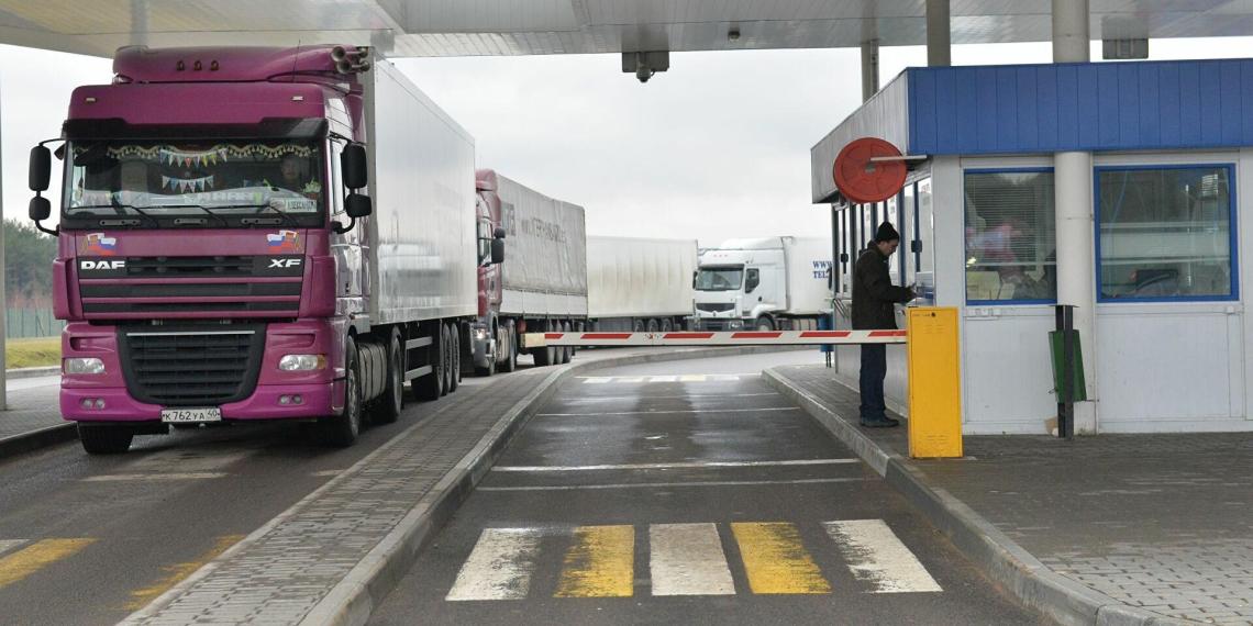 Названы последствия запрета Белоруссии на транзит европейских грузов в Россию