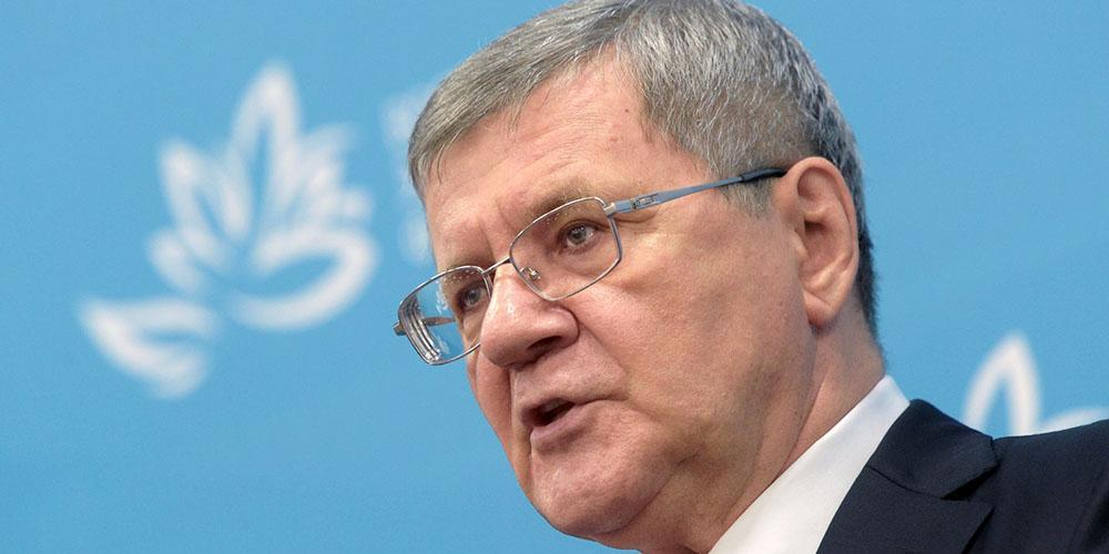 Чайка станет полпредом президента на Северном Кавказе