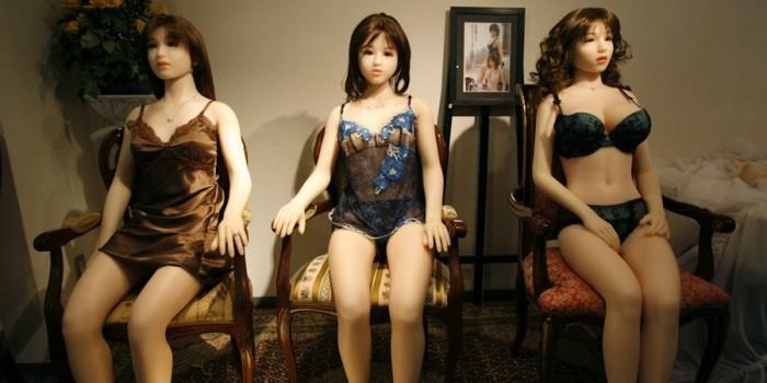 Первый в Европе бордель с секс-куклами появился в Барселоне