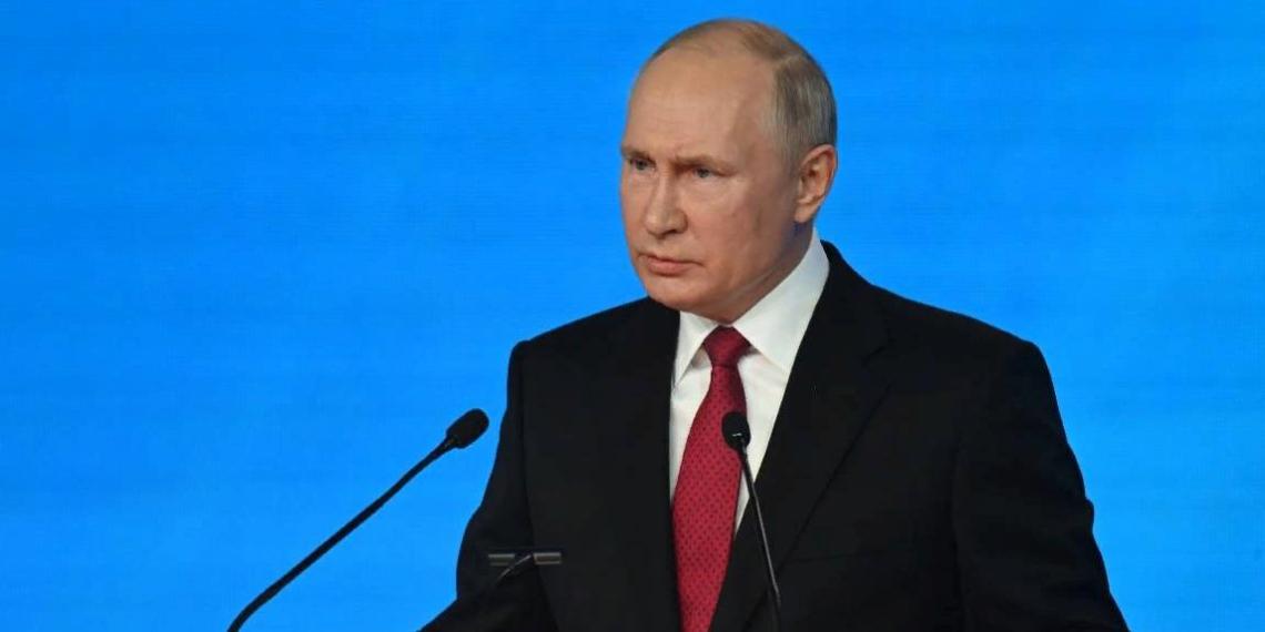 Путин предложил объявить 2023 год в России Годом педагога