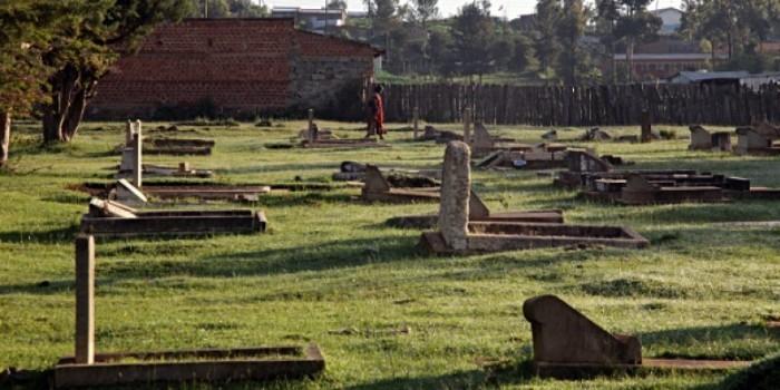 В Уганде чиновник завещал положить в его гроб деньги для Бога, чтобы тот простил его за взятки