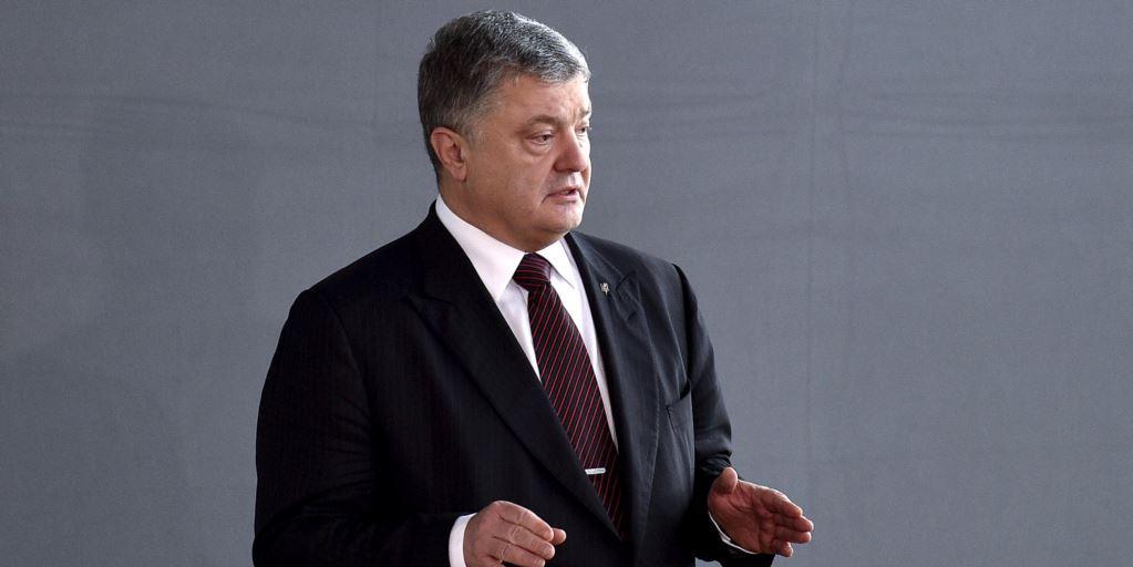 Украинский журналист показал выступление Порошенко перед пустым залом НАТО