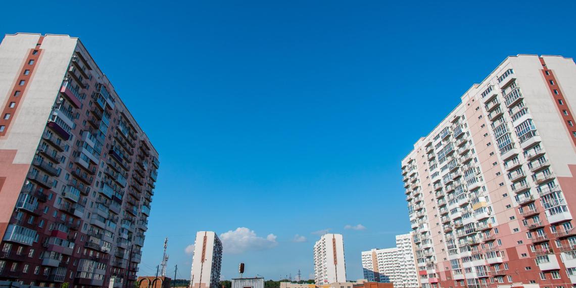 Рынок ипотечного жилья в России рухнул почти на 40%
