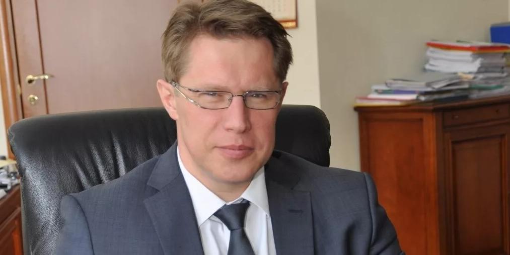"""Мурашко ответил на вопросы о вакцинации в прямом эфире общества """"Знание"""""""