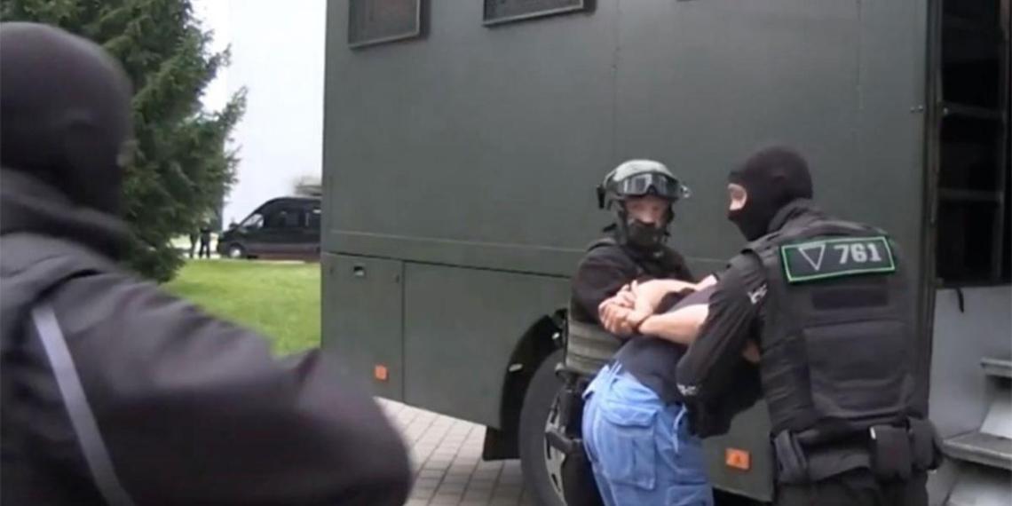 Совбез Белоруссии: ряд задержанных под Минском россиян признались в подготовке революции