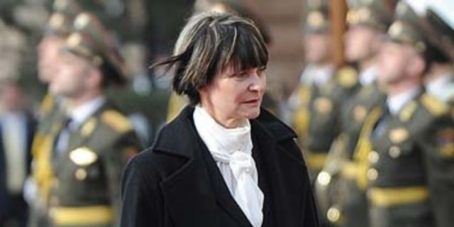 Бывшая глава Швейцарии рассказала, как нужно строить отношения с Россией
