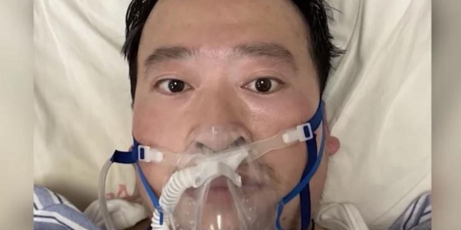 Подтвердилась смерть китайского врача, который первым предупредил о коронавирусе