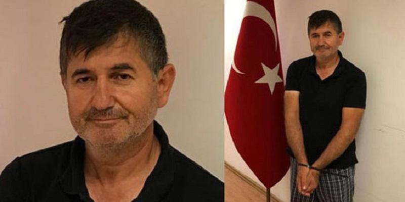 Турецкие спецслужбы похвастались беспрепятственным похищением члена организации Гюлена на Украине