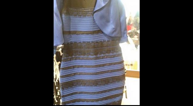 Эта фотография делит людей на два лагеря. Какого цвета платье?