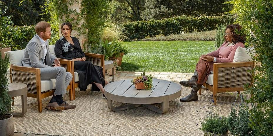 Супруга британского принца Гарри заявила о расизме в королевской семье