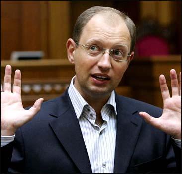 """Яценюк """"собрал все умы"""" и готовится представить План возрождения Украины"""
