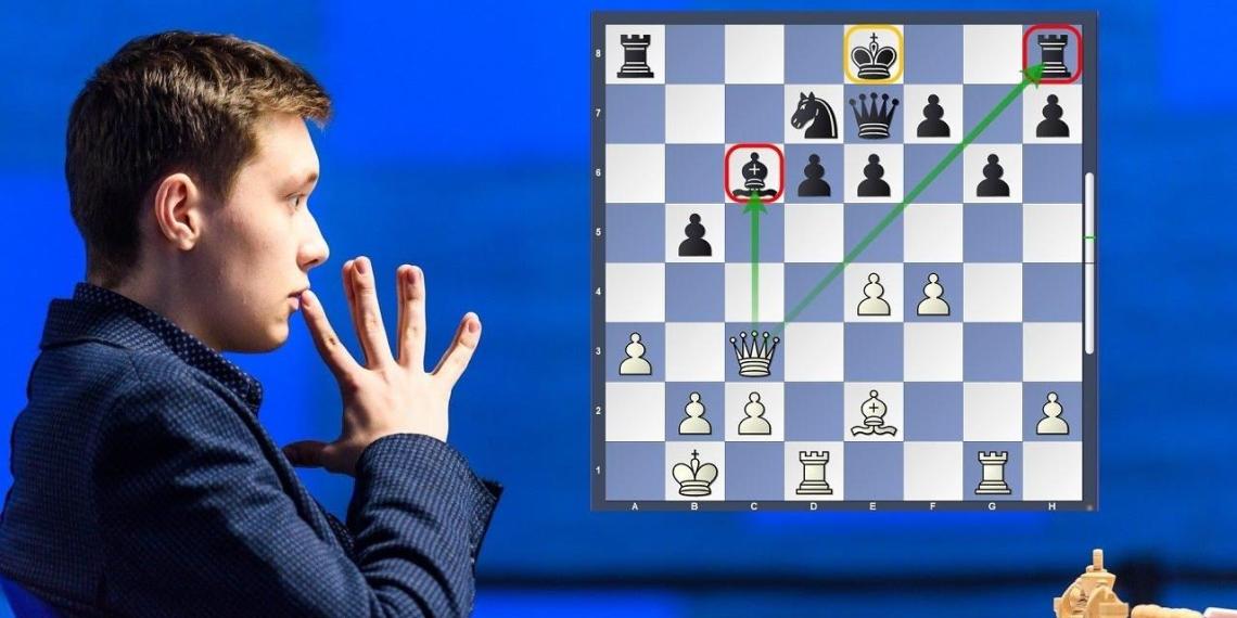 18-летний россиянин обыграл чемпиона мира Карлсена на шахматном турнире