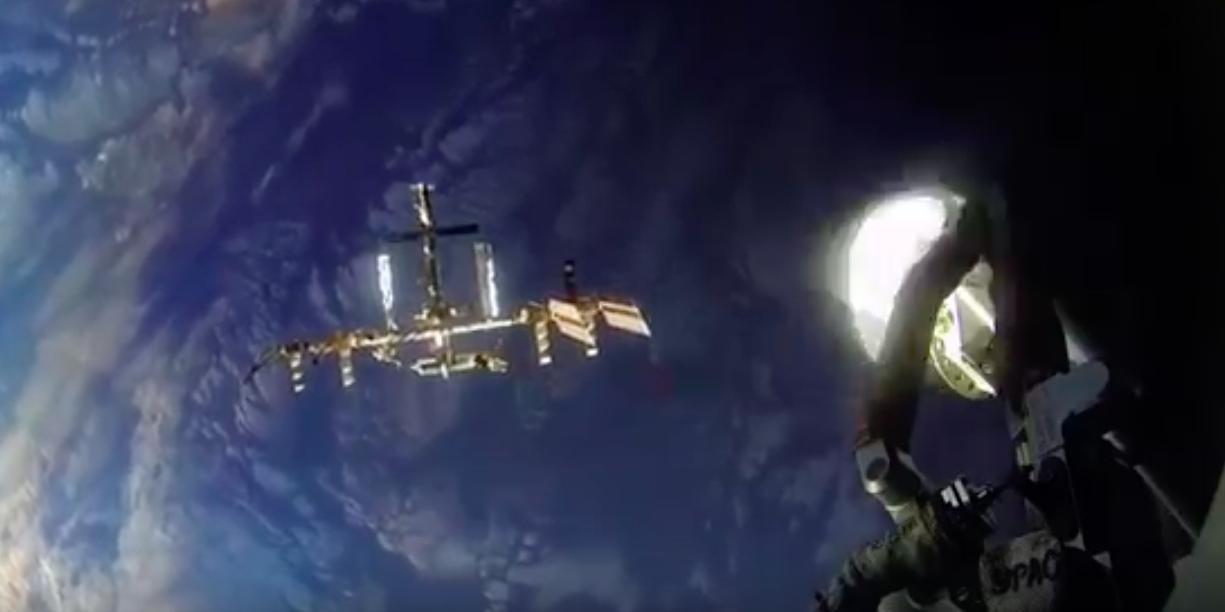 В школах пройдет открытый урок, посвященный Дню космонавтики