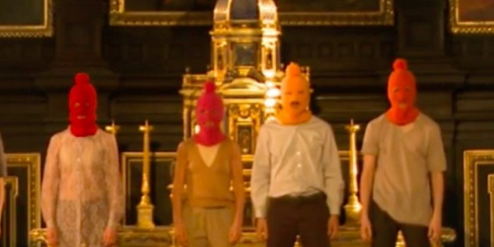 Французы запретили спектакль формата Pussy Riot в церкви, сочтя его осквернением