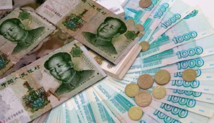 В преддверие Нового года Китай запускает свопы на российский рубль