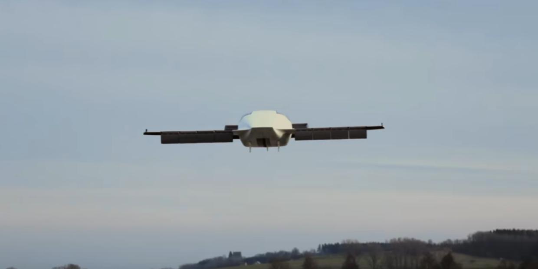 В России разрабатывают первый отечественный летающий электромобиль