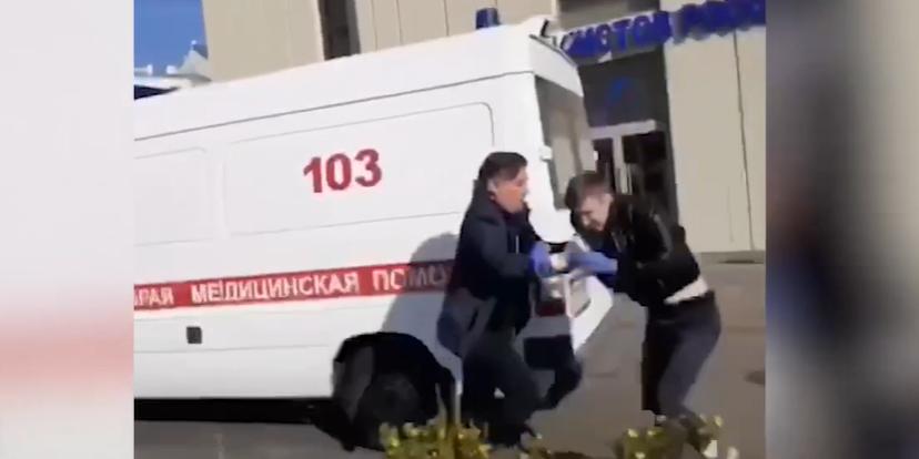 Нападение на Эльмана Пашаева засняли на видео
