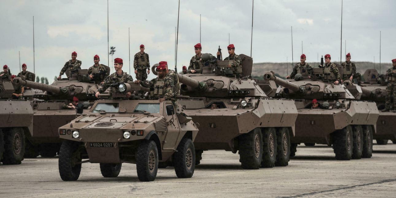 Крупнейшая партия Евросоюза призвала к созданию независимой от НАТО армии