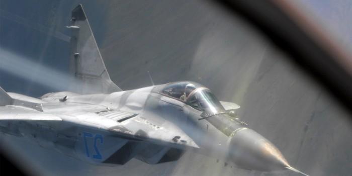 СМИ: Москва планирует поставки 12 истребителей МиГ-29М в Сирию