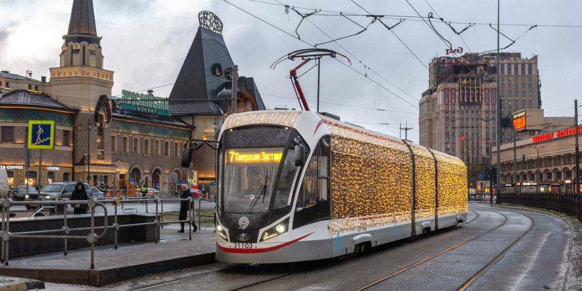 Московский трамвай получил международную премию Global Light Rail Awards