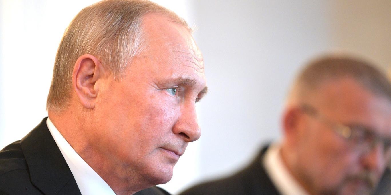 """Путин рассказал о """"мертвых душах"""" на выборах в Мосгордуму"""