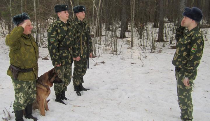 Особый украинский: границу Белоруссии с Украиной начал охранять специальный отряд