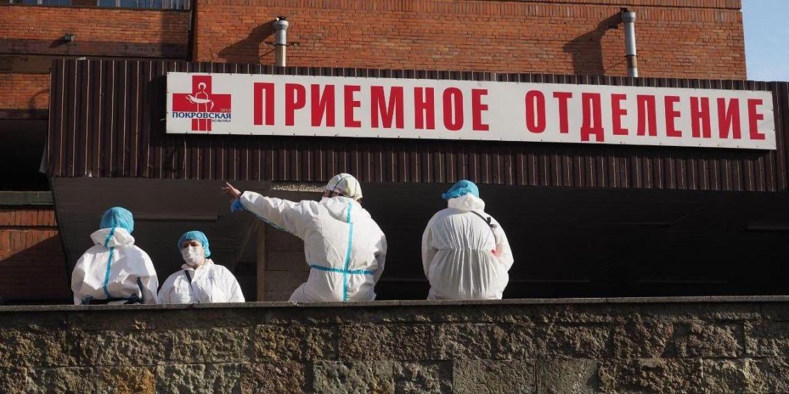 В России выявили 8946 новых случаев заражения коронавирусом