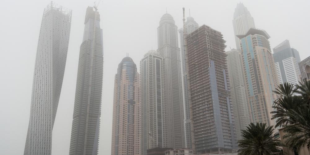 В ОАЭ испытали технологию вызова дождя