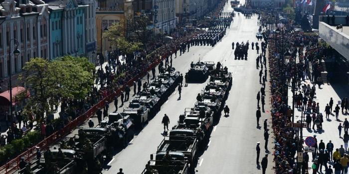 В России начались мероприятия, посвященные Дню Победы