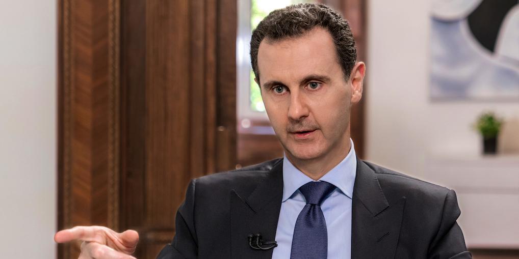Асад после переговоров Путина и Эрдогана пообещал силой выдворить турок
