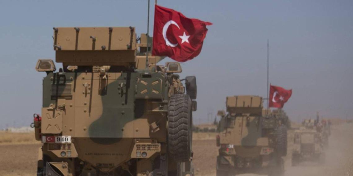 Турецкие военные начали обстреливать самолеты ВКС РФ над Идлибом