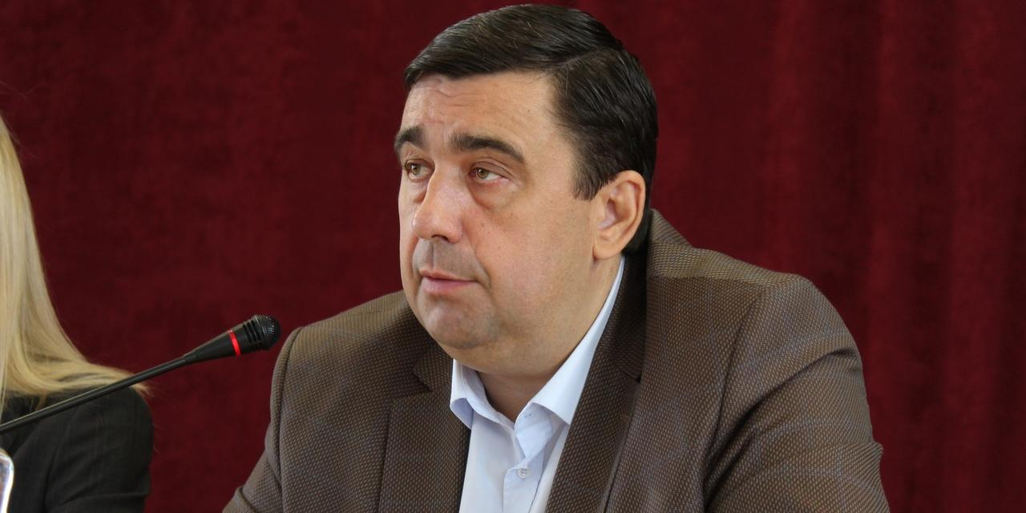 Крымский замминистра задержан по обвинению в вымогательстве 38 млн