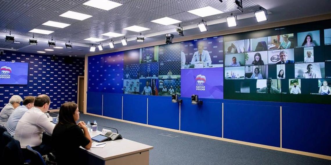 """В народную программу """"Единой России"""" войдут предложения по эффективному использованию сельхозземель"""