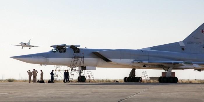 Россия разместила дальние бомбардировщики в Иране