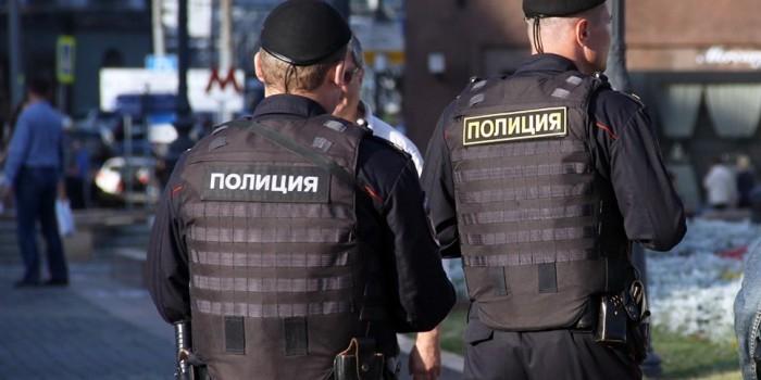 В Москве приезжий из Донецка ударил полицейского ногой в лицо