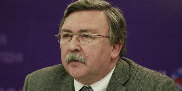 """""""Коммерсант"""" назвал имя нового постпреда России при международных организациях"""