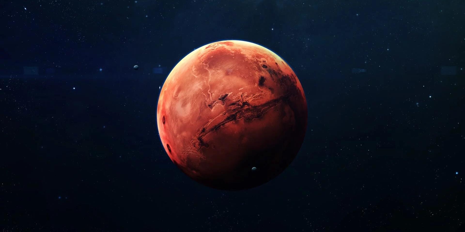 Китай опубликовал фото и видео с Марса