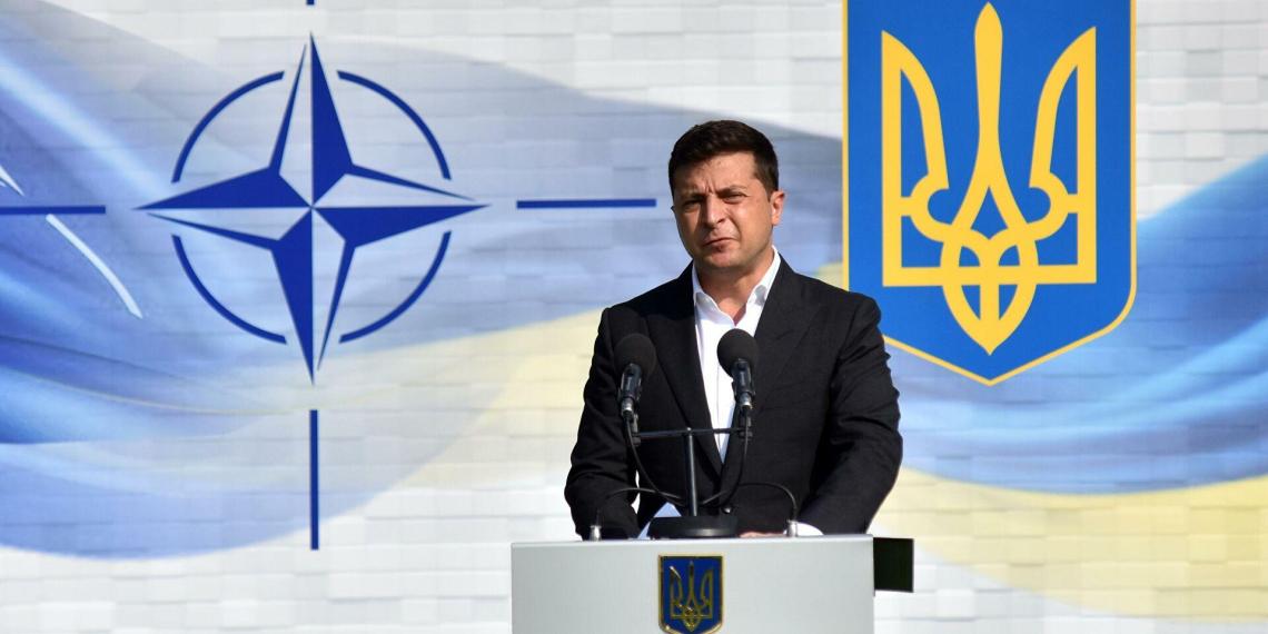 Зеленский установил для НАТО новый срок подачи сигнала о членстве