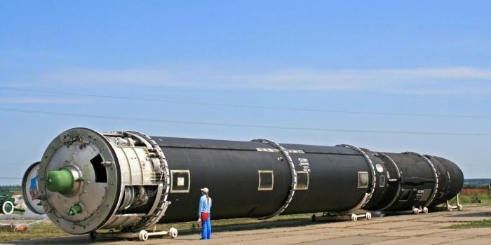 """Испытания баллистической ракеты """"Сармат"""" перенесены на вторую половину года"""