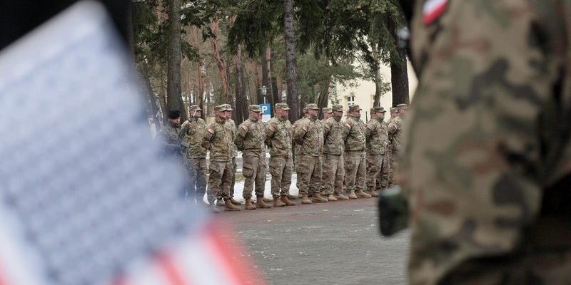 Разведка предупредила США о возможных атаках на войска в Германии